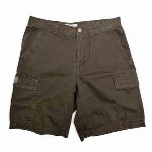 Columbia Men Cargo Brown Short | 34